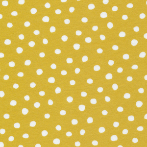 Citron Polka Dot